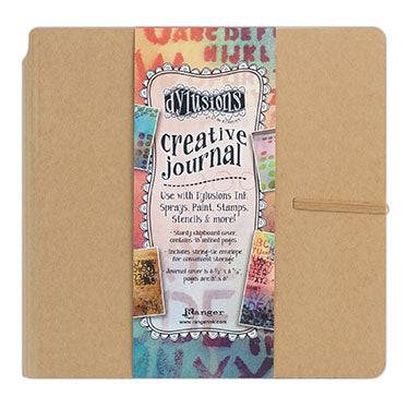 Dylusions Creative Journal Square - Media (DYJ38429)