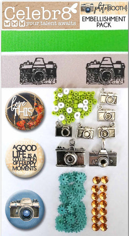 Celebr8 Photobooth Embellishment Pack EP2040