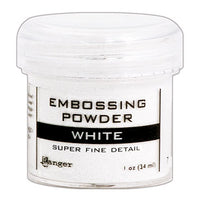 Ranger Embossing Powder - White Super Fine (EPJ36678)