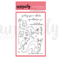 Uniquely Creative - Clear Stamp - Good Onya! (UC1756)