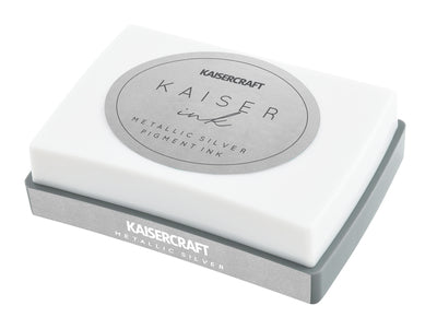 Kaisercraft - Kaiser Ink - Metallic Silver (IP755)