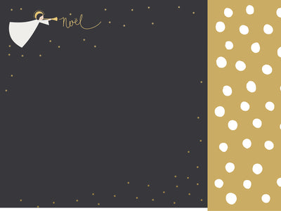 Kasiercraft - First Noel - 12x12 Scrapbook Paper - Noel (P2617)