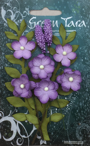 Green Tara - Primrose Collection -Lavender (PCLP)
