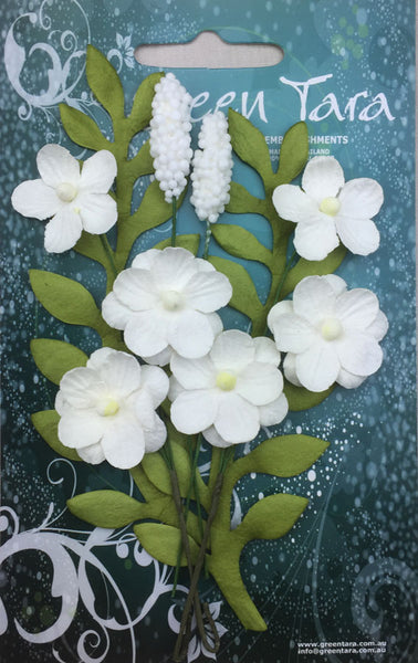 Green Tara - Primrose Collection - White (PCWh)