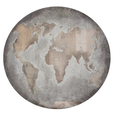 "Kaisercraft - 12x12"" Specialty Paper - Globe - Documented (PS514)"