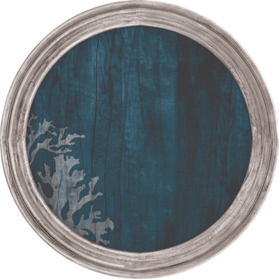 "Kaisercraft - 12x12"" Specialty Paper - Porthole - Beach Shack (PS515)"