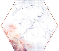 "Kaisercraft - 12x12"" Specialty Paper -  Hexagon - Misty Mountains (PS520)"