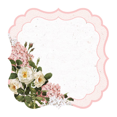 KAISERCRAFT - Everlasting - 12X12 SPECIALTY PAPER - Be Mine (PS547)
