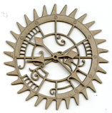Scrap FX - Embellishments -Steampunk Time small (2014357)