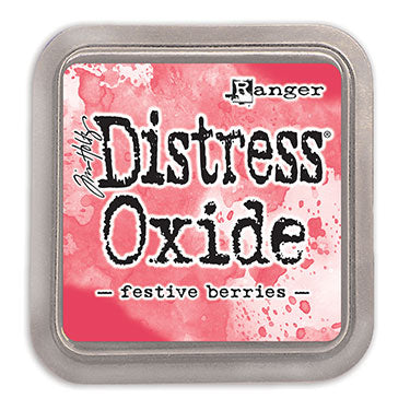 Tim Holtz - Distress Oxide - Festive Berries (TDO55952)