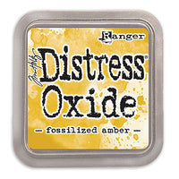 Tim Holtz - Distress Oxide - Fossilized Amber (TDO56317)