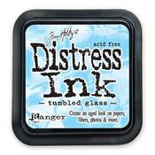Tim Holtz Distress Ink Pad - Tumbled Glass