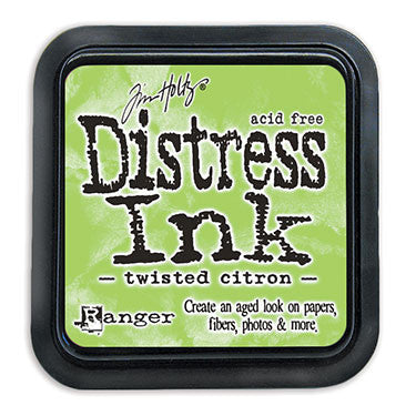 Tim Holtz Distress Inkpad - Twisted Citron