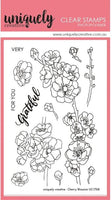 Uniquely Creative - Clear Stamp - Cherry Blossom (UC1768)