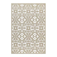 Ultimate Crafts - Bohemian Bouquet - Fletching Background Chipboard (ULT158370)