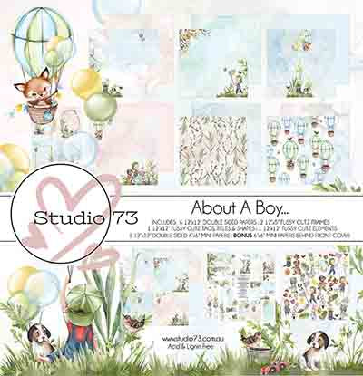 Studio 73 About A Boy Collection Pack 557320