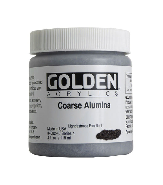 Golden - Coarse Alumina 118 ml