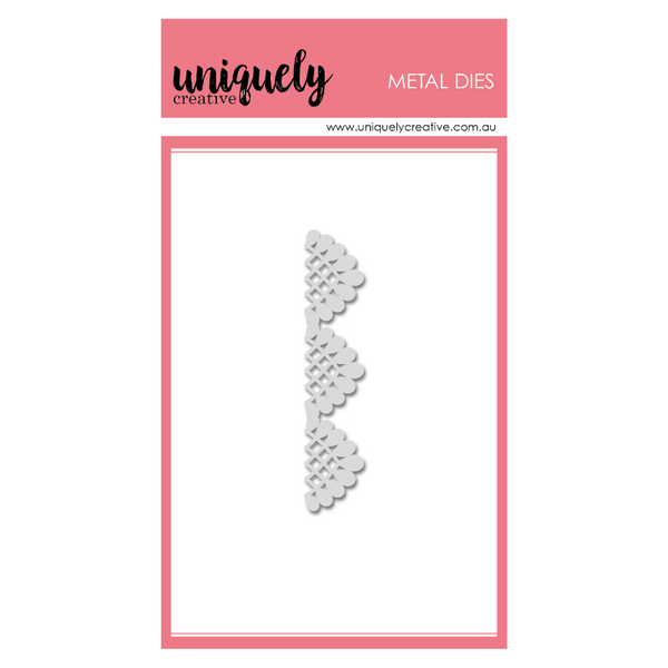 Uniquely Creative - Cutting Die - Little Lace Die (UCD1804)