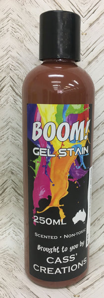Boom Gel Stain - Kookaburra Brown