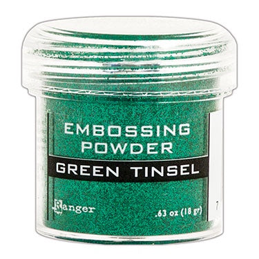 Ranger Embossing Powder - Green Tinsel - EPJ41054