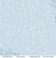 Scrap Boys - Cotton Winter - 12 x 12 Pattern Paper (Cowi-03)