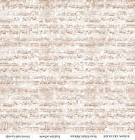 ScrapBoys - Cotton Winter - 12 x 12 Pattern Paper (Cowi-04)