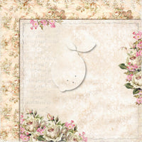 LemonCraft - House of Roses 2 12 x 12 Scrapbook Paper Extra 01