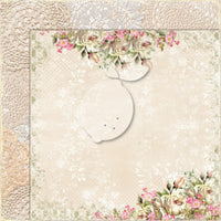LemonCraft - House of Roses 2 12 x 12 Scrapbook Paper Extra 08