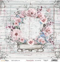 ScrapBoys - Dream Garden - 12x12 Pattern Paper (Drga-03)
