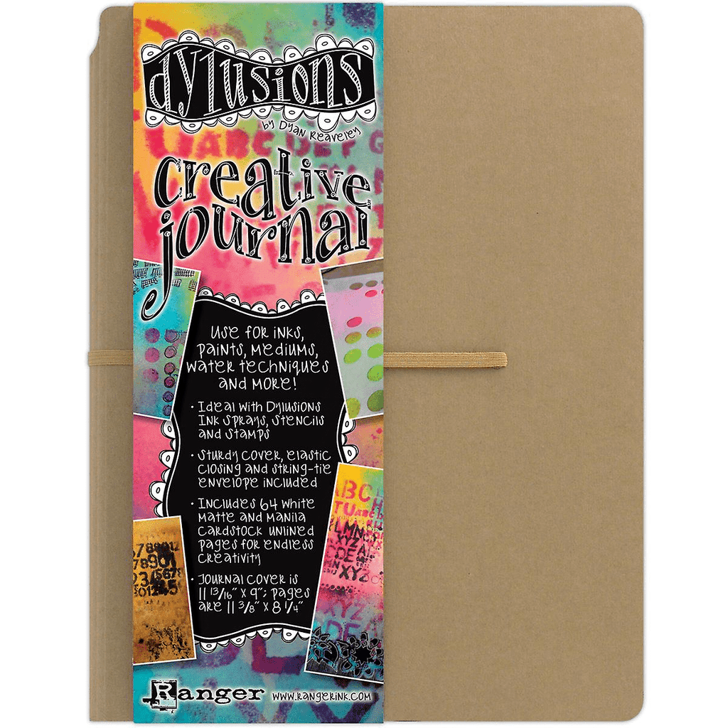 Dylusions Creative Journal - Large (DYJ34100)
