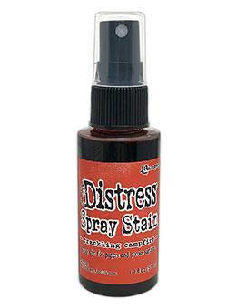 Tim Holtz Distress Spray Stain Crackling Campfire TSS72348