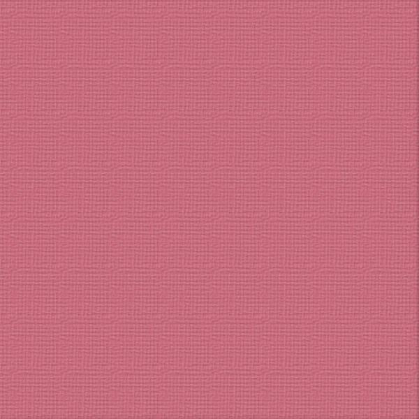 Cardstock 12 X 12 Linen 216gsm Cherry Cola (10 sheets) ULT200070