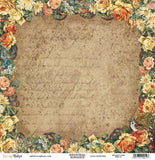 ScrapBoys - Industrial Romance - 12x12 Pattern Paper (Inro-02)