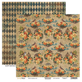 ScrapBoys - Industrial Romance - 12x12 Pattern Paper (Inro-04)