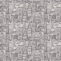KAISERCRAFT - LET'S GO - 12X12 SCRAPBOOK PAPER - Cities (P2644)