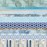 Celebr8 12x12 d/s Patterned Paper - Set Sail - Adventure PP3204