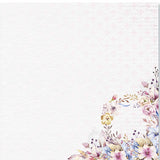 Celebr8 12x12 d/s Patterned Paper - New Beginnings - Fresh Start PP3302