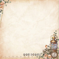 Celebr8 12x12 d/s Patterned Paper - Our Story - Moments  PP3802