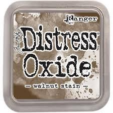 Tim Holtz -Distress Oxide  - Walnut Stain (TDO56324)