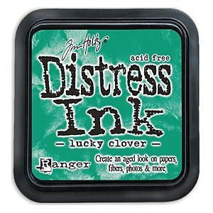 Tim Holtz - Distress Ink - Lucky Clover (TIM43249)
