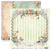 Scrap Boys - Victorian Home - 12 x 12 Pattern Paper (Viho-03)