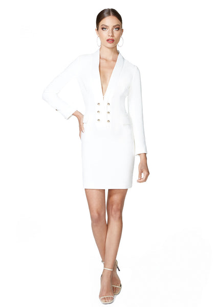 Mikaela Blazer Dress