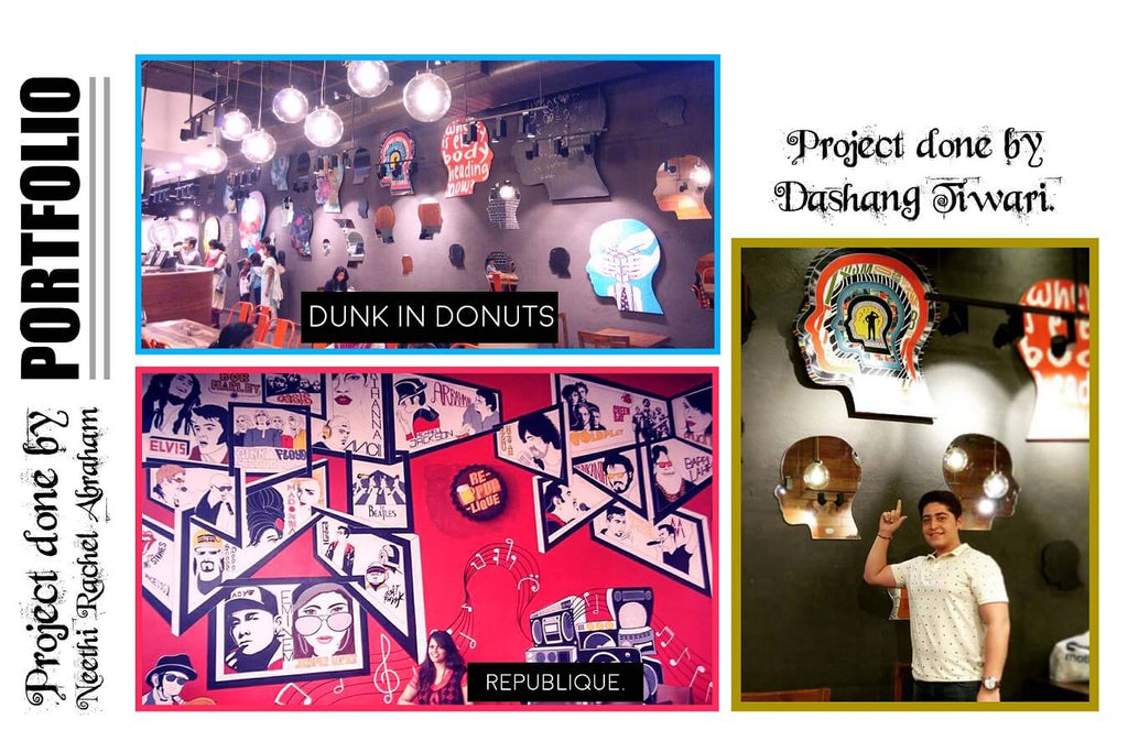 Wall Decor project by neethi