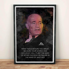 Napoleon Hill Quotes and Artwork
