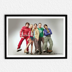 The Big Bang Theory Group
