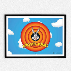 Rabit Looney Tunes Poster