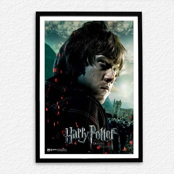 Ron Weasley - Harry Potter and the Deathly Hallows
