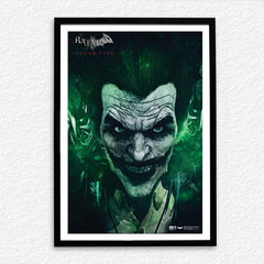 The Joker 'Batman: Arkham City'