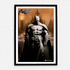 Batman Arkham City Artwork