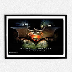 Batman Vs Superman: Dawn of Justice Logo